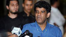 Geheimdienstchef und Schwager: Al-Senussi galt als einer der engsten Vertrauten Gaddafis.