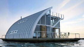 n-tv Wissen: Bauen auf dem Wasser