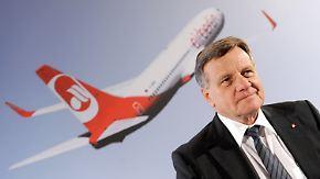 Etappensieg für Mehdorn: Air Berlin tritt Oneworld bei