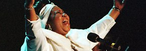 "Aretha Franklin, ""Queen of Soul"": Mutter aller Soul-Diven feiert ihren Ruhestand"