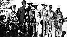 Völkermord an Herero und Nama: Berlin will sich für Massaker entschuldigen