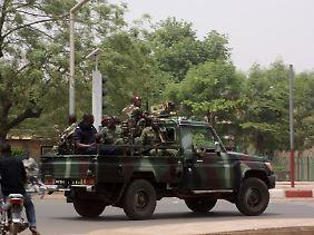 Der Coup des Militärs kam für viele überraschend.