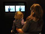 Wissenschaftler sind im BabyLab dem Rätsel des Sprechenlernens auf der Spur.