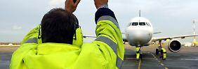 Nix geht mehr - nun sind die Fluggesellschaften in der Pflicht