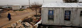 Illegale jüdische Siedlung nahe Ramallah. Israel lehnt jede Untersuchung seiner Siedlungspraxis ab.