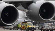 A380-Triebwerke: Wo liegt das Problem? (Archivbild)