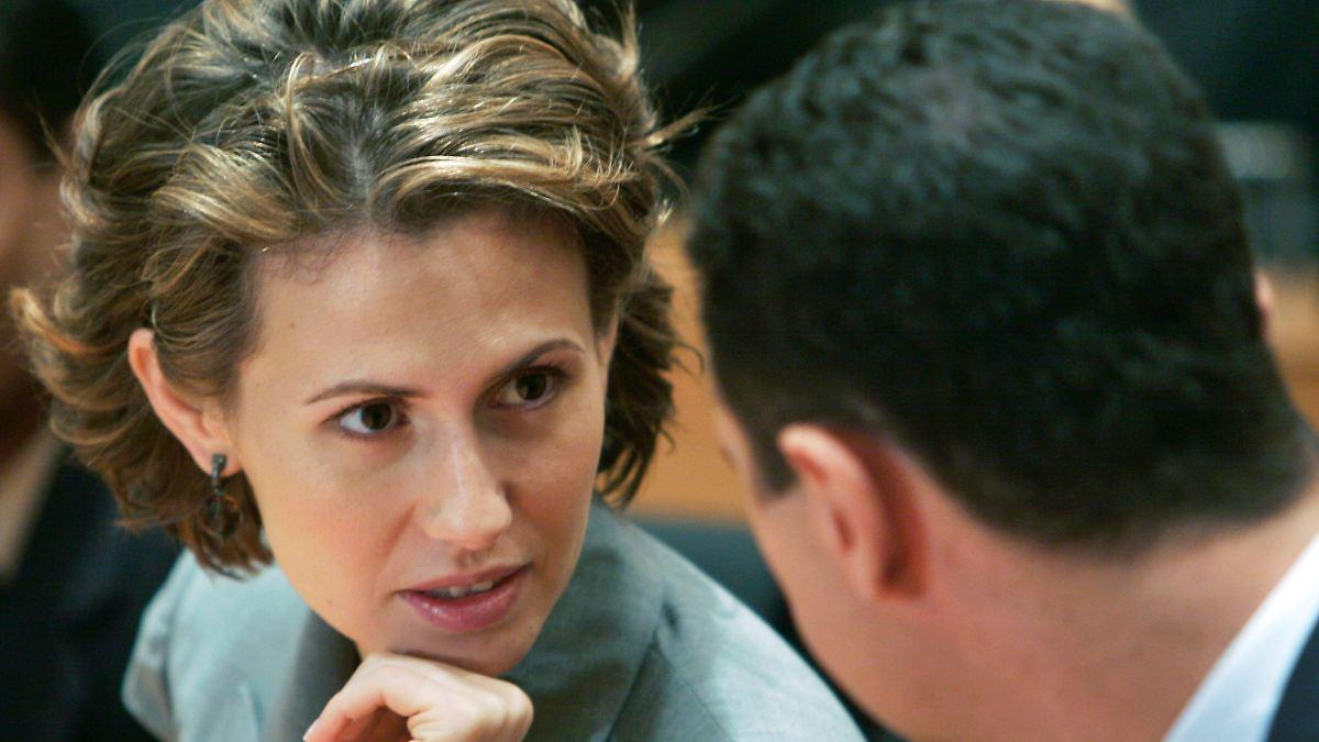 Die Frau hinter Baschar al-Assad: Die untypische Araberin ...