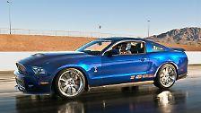 """""""Muscle Car"""" mit 1110 PS: Neue Super-Snake von Shelby"""