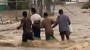 Notstand ausgerufen: Fidschi-Inseln stehen unter Wasser