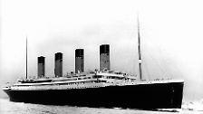 """Für immer ein Mythos: Die Faszination """"Titanic"""""""