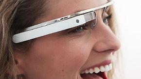 Google steigert Gewinn: Datenbrille soll neuester Clou werden