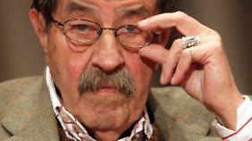 Er wollte warnen, sagt Günter Grass.