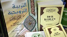 FDP sieht keine Handhabe: Koranverteilung kaum zu stoppen