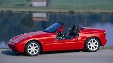 Wer hat's erfunden?: Z1 läutet Roadster-Renaissance ein