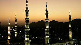 Das Herkunfsland des Islam, Saudi-Arabien, gilt als wichtiger Financier für radikale Gruppen.