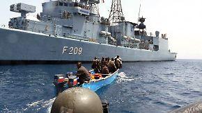 Piraten am Horn von Afrika: Mehr Schutz für deutsche Schiffe
