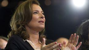Wahlkampf der Kandidatenfrauen: Bruni-Sarkozy vs. Trierweiler