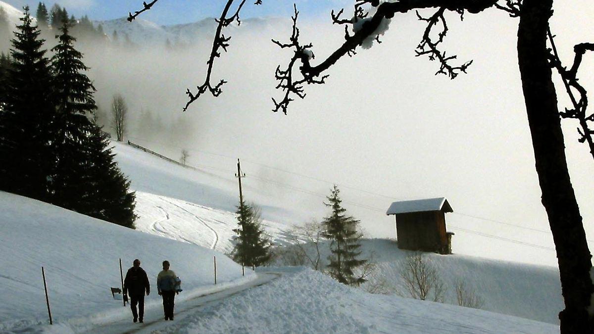 zehn orte und viel platz zum skifahren das alpbachtal in tirol n. Black Bedroom Furniture Sets. Home Design Ideas