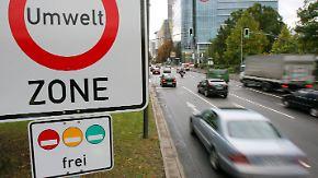 n-tv Ratgeber Steuern & Recht: Rechtliches Chaos in der Umweltzone