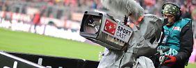 Sky und Sportschau weiter am Ball: Fußballliga landet Quantensprung