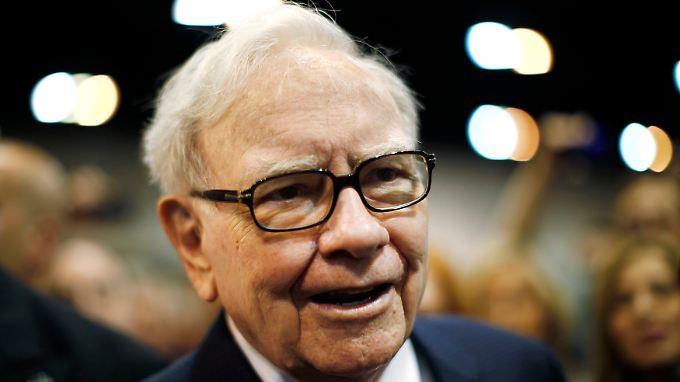 Warren Buffett, Starinvestor und Chef der Investmentgesellschaft Berkshire Hathaway, ist an Prostatakrebs erkrankt.