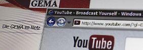 Prinzipiell Millionen Titel betroffen: Youtube unterliegt Gema