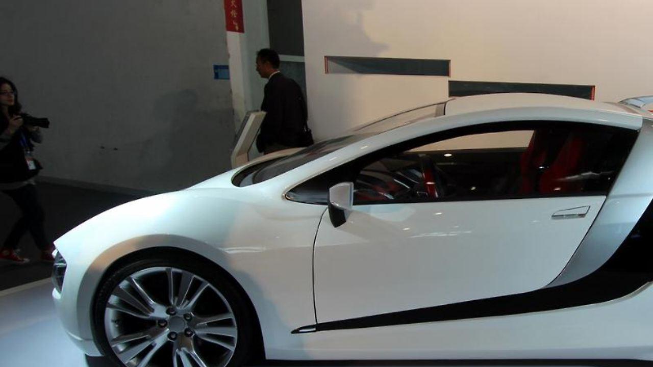 Auto: Kreativ bis schlecht kopiert: Chinas Autobauer treiben es bunt ...