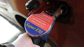 E10 trotzdem unbeliebt: Kein Fall von Motorschaden bekannt