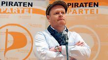 Bernd Schlömer soll die ungehobelten Piraten zu einer demokratischen Partei formen.