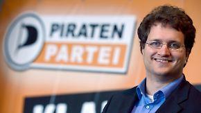 """Ex-Piratenchef Nerz im n-tv Interview: """"Müssen unsere Inhalte durchsetzen"""""""