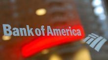 Stochern im Nebel? Bank of America hält sich noch in der Gewinnzone.