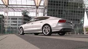 PS - Das Automagazin: Audis neuer 6er im Test