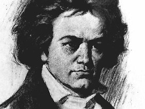Beethoven starb 1827.