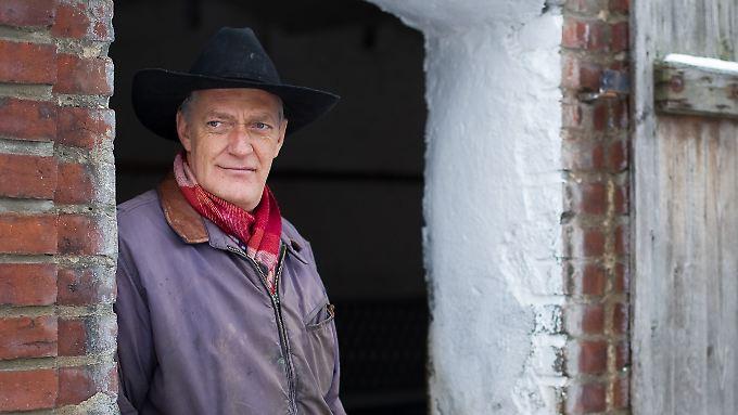 Dieter Moor will Deutscher werden, denn auf seinem Bauernhof in Brandenburg ist er längst heimisch geworden.