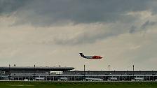 """Deutschlands Tor zum Osten"": Hauptstadtflughafen nimmt Gestalt an"