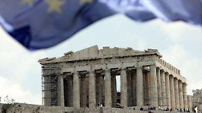 Zwangsoptimismus in Athen: Griechenland ringt um Regierung