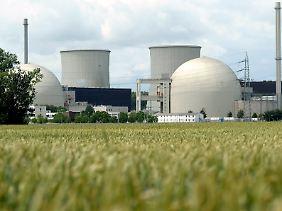 Kernkraftwerke sind auf ausreichend Kühlwasser aus der Umgebung angewiesen.