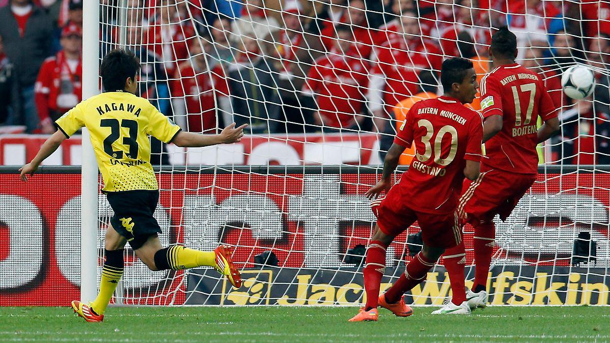 Pokalfinale Bvb