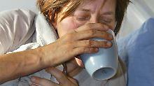 Immunabwehr blockiert: Aspirin mindert Grippe-Impfschutz