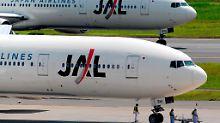 Im Überlebenskampf: JAL hofft auf den Staat