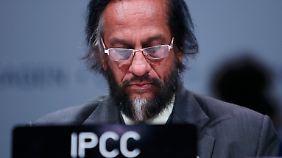IPCC-Vorsitzender Rajenda Pachauri: Können 2000 Wissenschaftler irren?