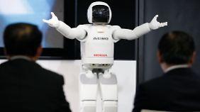 Automatica: Künstliche Intelligenz in der Küche: Roboter helfen im Haushalt