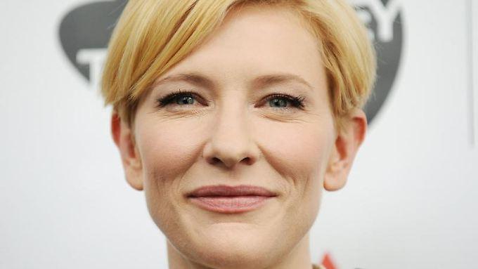 Cate Blanchett kann sich nun auch mit einem Ehrendoktortitel schmücken.