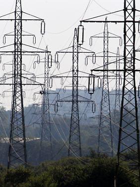 Der Stromnetz-Ausbau geht nur zögerlich voran.