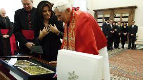 Spitzelaffäre und Machtkampf: Was geht vor im Vatikan?