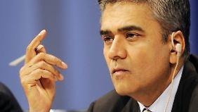 Anshu Jain im Porträt: Ruppige Personalpolitik sorgt für Aufsehen