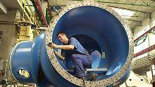 Der Maschinenbau ist eine von Deutschlands Schlüsseltechnologien und gilt als das Rückgrat der deutschen Wirtschaft.