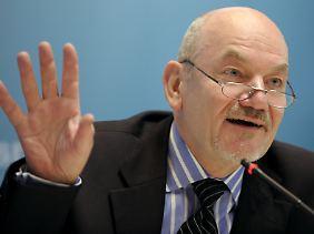 Präsident der Bundesnetzagentur: Matthias Kurth.