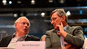 Linke Eintracht: Riexinger will auf Gegner zugehen