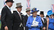 Das große Spektakel im Königreich: Die Briten feiern ihre Queen